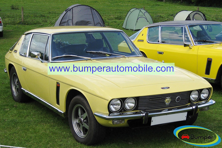 Jensen MK2 and MK3 bumpers (1969-1976)
