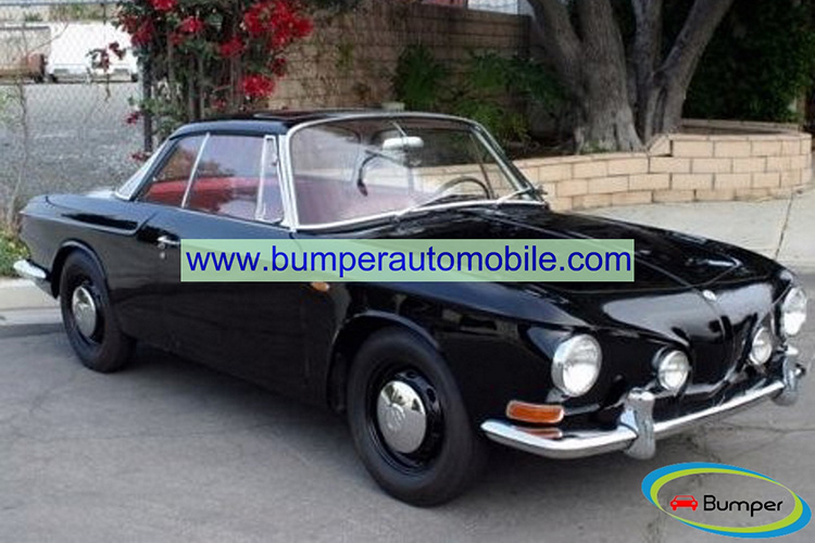 VW Karmann Ghia Type 3 (1963-1969)  Bumper
