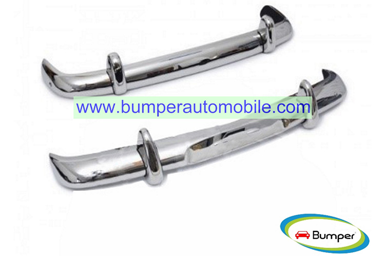 Volvo Amazon EURO (1956-1970) bumper stainless steel