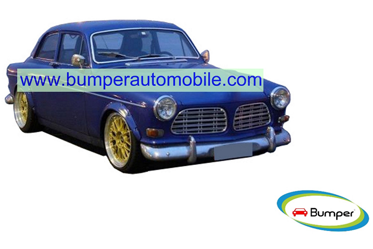 Volvo Amazon Euro bumer