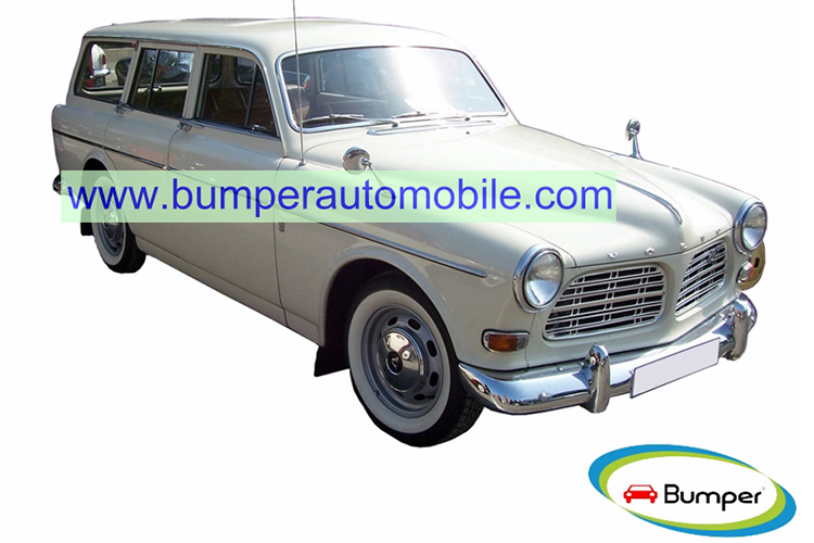 Volvo Amazon Kombi (1956-1970) bumper