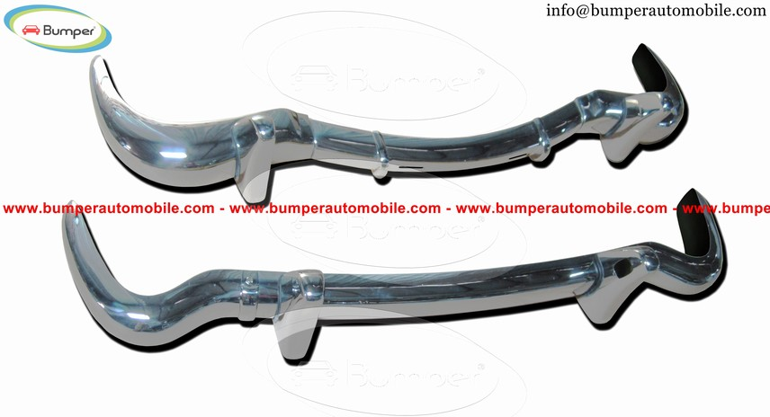 Mercedes W190 SL bumper full