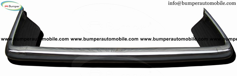 Mercedes W107 SL SLC Rear bumper