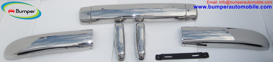 Full set bumpers Volvo PV 444 (1947-1958) 5