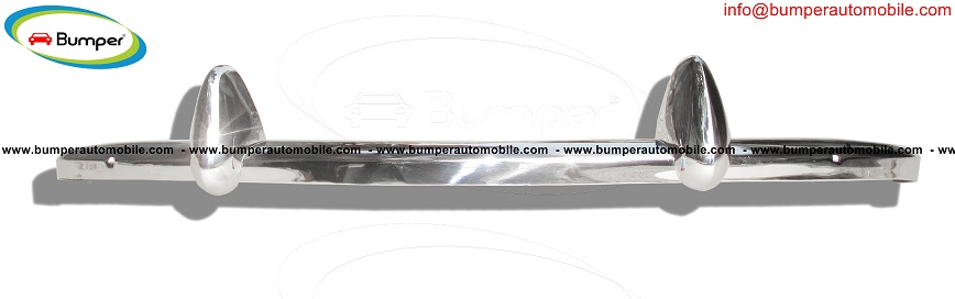 Rear bumper MGB year (1962-1974) stainless steel