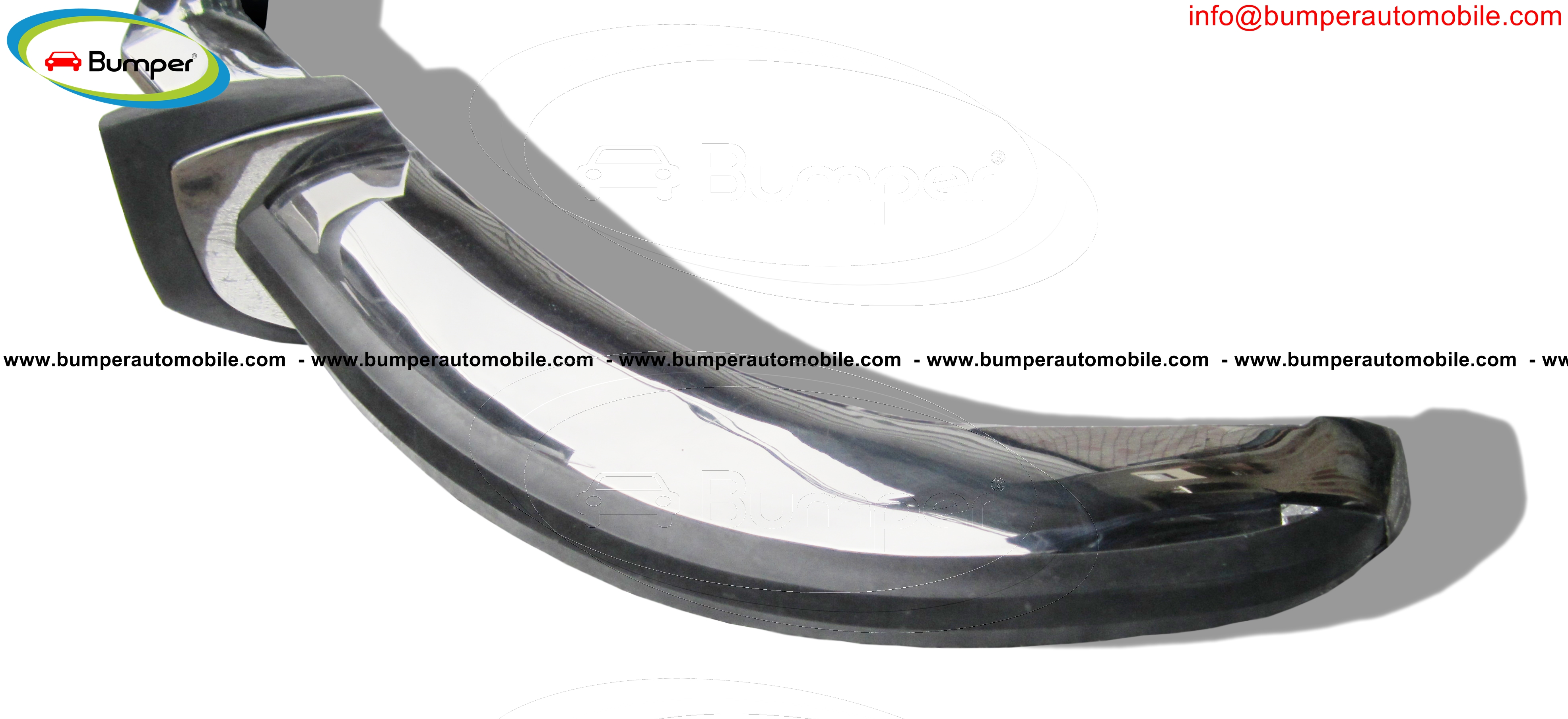 Left corner front bumper BMW 2000 Sedan (1965-1969)
