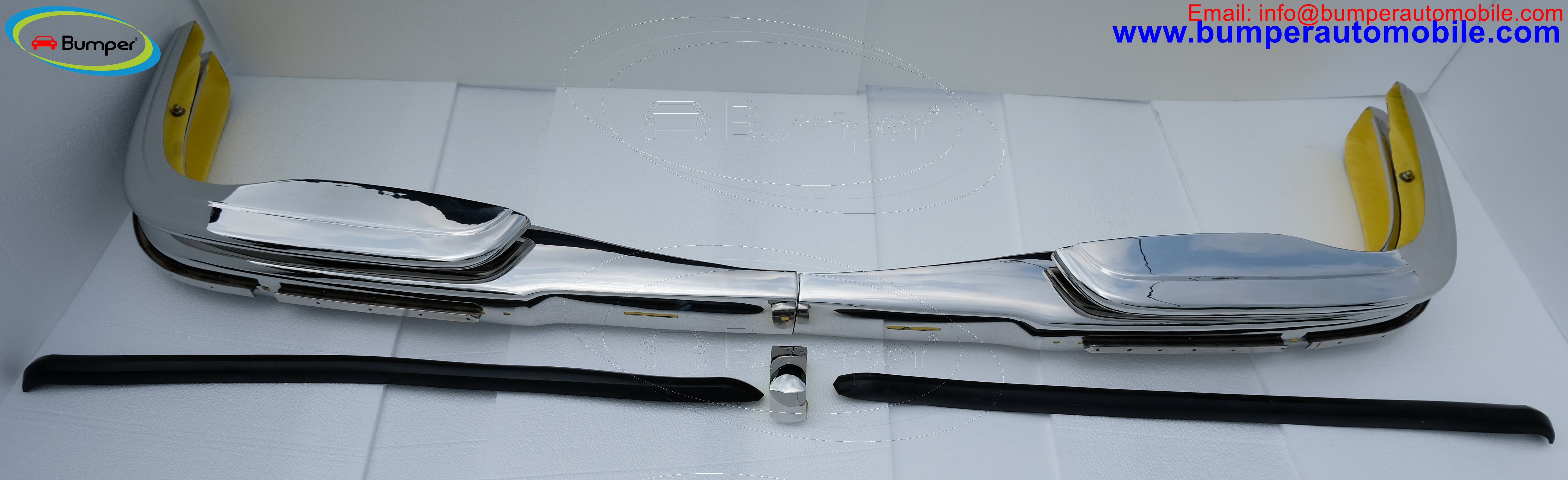 Front bumper for Mercedes W108 1