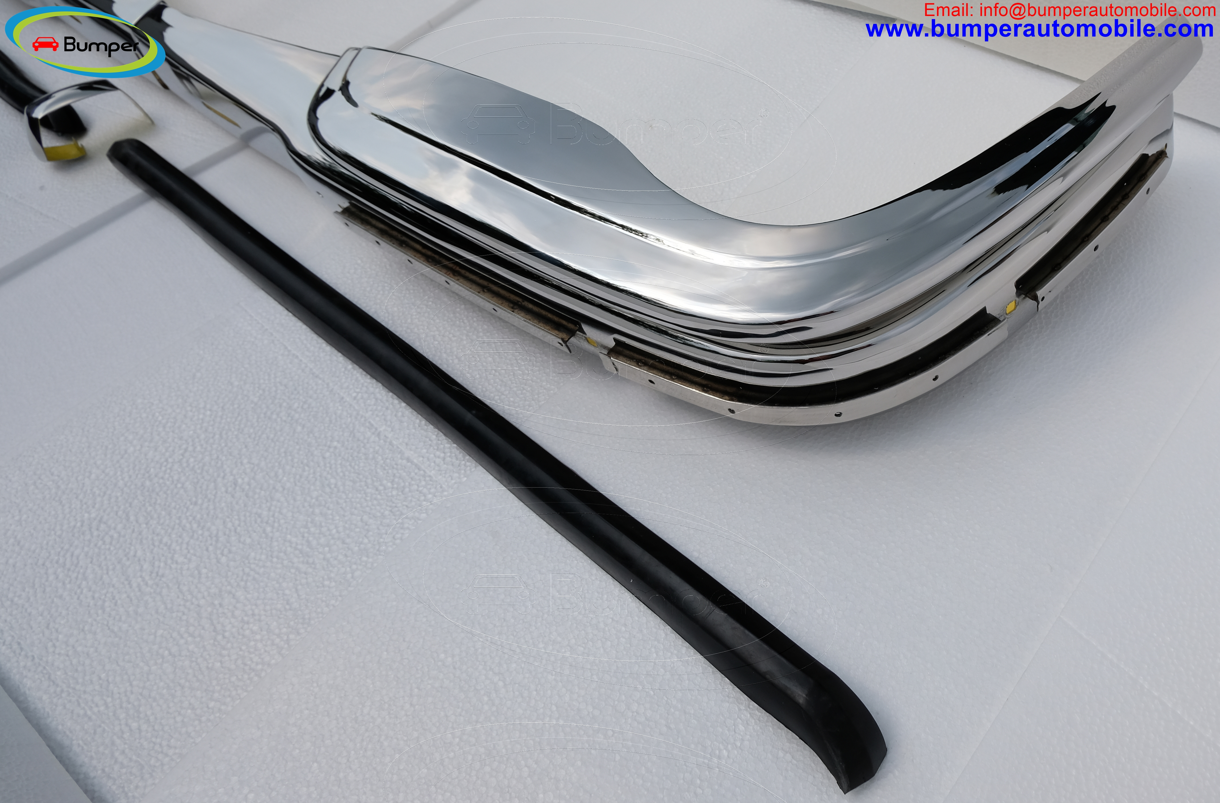 Front bumper for Mercedes W108 4